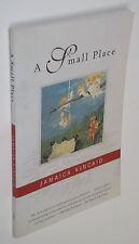 "New Cond 2000 Memoir ""A Small Place"" Jamaica Kincaid Antigua West Indies   Mb"