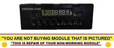 WB27T10083 Range Control Board repair