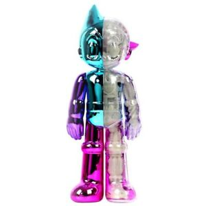 Astro Boy Chameleon Chrome Glow In The Dark GID Edition Hung Hing Rare Limited