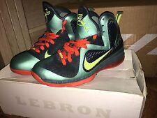 Nike Lebron 9 Cannons Size 8.5
