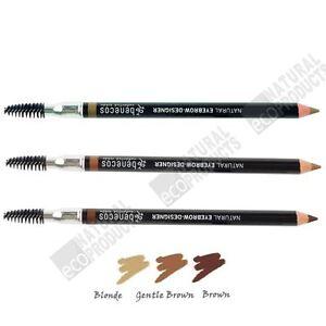 Benecos Natural Eyebrow Designer Pencil with Brush 1.05g