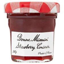 BONNE MAMAN STRAWBERRY CONSERVE...PACK OF 15 x 30G MINI JARS