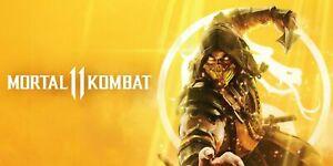 Mortal Kombat 11 | Steam Key | PC | Digital | Worldwide |