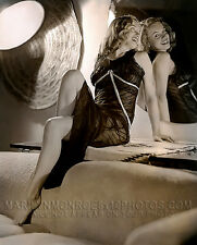 MARILYN MONROE SEETHRU LINGERIE SHOOT 1 RARE 4x6 PHOTO