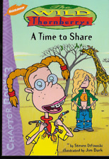 The Wild Thornberrys Chapter Book #3: A Time to Share Paperback 1st Edition 2001