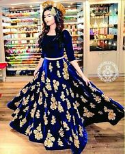 INDIAN DESIGNER LEHENGA PAKISTANI BRIDAL LEHENGA CHOLI WEDDING PARTY WEAR