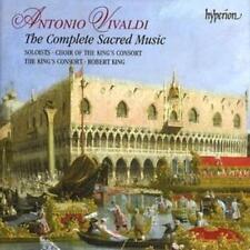 Antonio Vivaldi : Antonio Vivaldi - The Complete Sacred Music CD (2005)