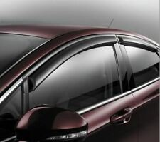 2013-2017 Ford Fusion Vent Shade Genuine Ford Accessory OEM Window Deflectors