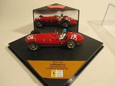 Quartzo Q4116 Ferrari 375 Italian GP 50 Serafini 1:43 MIB