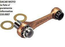 210.0007 BIELLA PER ALBERO MOTORE POLINI ITALJET : PISTA 50 1/2-YANKEE-SCOOP 2/3