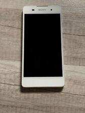 Téléphone Smartphone Sony Xperia E5 16 Go Blanc