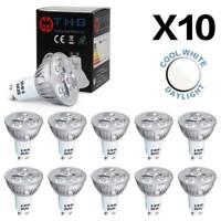 10x 4W=35W GU10 LED Bulbs Spotlight Light Downlight Day White High Power Lamps