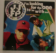"""JAZZY JEFF & FRESH PRINCIPE I´ M ALLA RICERCA FOR THE ONE 12 """" LP (g424)"""