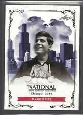 2013 Leaf National Convention - #N-MS1 - Mark Spitz - Swimming
