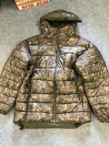 Nash zt re-verse hybrid down jacket XXL