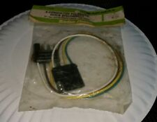 Archer Radio Shack vintage 4 Conductor Polarized Quick Disconnect Color Cable