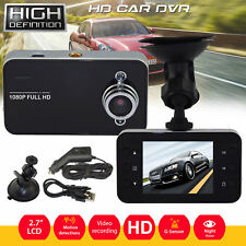 """2.7"""" voiture Dash Cam DVR Full HD 1080P véhicule de Sécurité Enregistreur Vidéo Vision Nocturne"""