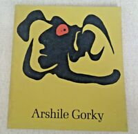 Arshile Gorky Paintings Drawings MOMA 1962 William Seitz Art Museum Julien Levy