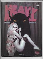 Heavy Metal Magazine #288 B The Weird Issue 2017 Bisley Torres Bilal 1977 Series
