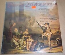 Thomas Lippert/Dieter Menge BAROQUE SOLO CANTATAS - Motette M 50150 SEALED