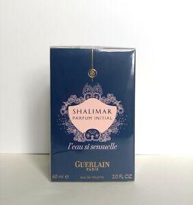 BNIB Guerlain Shalimar Parfum Initial L'Eau Si Sensuelle EDT 60ml Spray