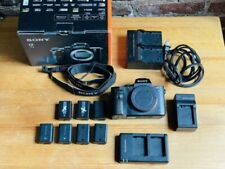 Sony Alpha A7 II 24.3MP Digital Camera - Used - (Body and Accessories only)