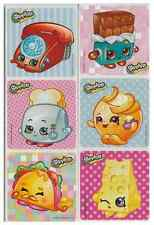 """25 Assorted Shopkins Stickers, 2.5"""" x 2.5"""" each, Party Favors"""