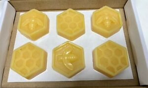 Make your own Beeswax Wraps 6x15g of Wax, Resin Jojoba Oil blend ready to use