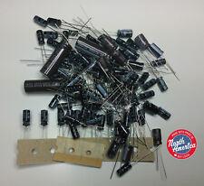 Electrolytic Radial capacitor kit for Kenwood R-2000