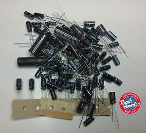 Kenwood R-820 /S electrolytic capacitor kit