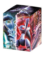 Japanese Pokemon XY8 MEWTWO Blue Impact Red Flash DECK BOX BRAND NEW!!