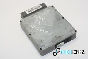 FORD COUGAR Engine Control Unit XS7F-12A650-AAD