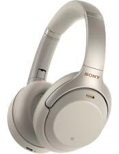 Sony Wh1000xm3s Premium Noise Cancelling Wireless Headphones - Silver