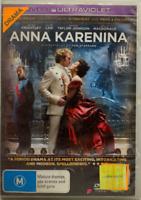 DVD EX-RENTAL - Anna Karenina - FREE POST #P2