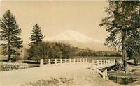 Patterson Shasta Highway #553 Siskiyou California RPPC Photo Postcard 21-2052