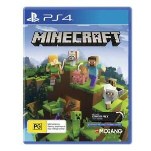 PS4 PlayStation 4 - Minecraft NEW game