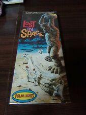 Vintage Polar Lights Lost In Space Model Factory Sealed 1997