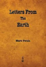 Letters from the Earth by Mark Twain (2013, Paperback)