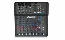 Alesis Multimix 8 USB FX Mixer Mm 8usbfx