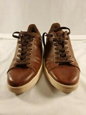 Tommy Hilfiger Lace Up Size 11 Men's Shoes Brown Style TMLISTON Mens Leather