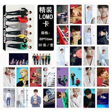 30pcs set Kpop VIXX Collective Personal Photo Picture Poster Lomo Card