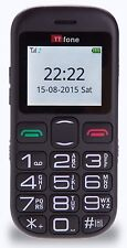 TTfone Jupiter 2 Big Button Senior Mobile Phone Big Keys SOS button - 14Day