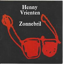 Henny Vrienten ‎– Zonnebril    2-tr.  cd single in cardboard
