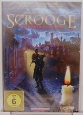 DVD Weihnachten + Scrooge - A Christmas Carol + Charles Dickens Weihnachtsfilm +