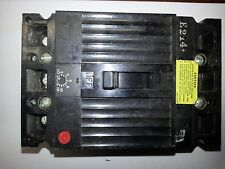 General Electric 100 amp 3 pole breaker TED134100