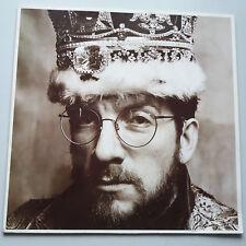 Elvis Costello - The King Of America Vinyl LP UK 1st Press 1986 EX/EX