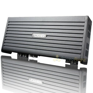 DS18 6 Channel Amplifier with 8 Channel Digital Sound Quality Processor DSP8.6iA