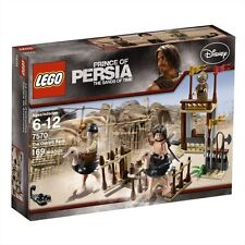 LEGO 7570 PRINCE OF PERSIA THE OSTRICH RACE WITHOUT DASTAN & 4 ANIMALS LOOSE