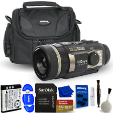 SiOnyx Aurora Pro Night Vision Camera C011300 + 32Gb MicroSd + Gadget Bag Bundle