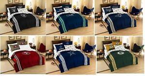 NFL Northwest Full Sized 7 Piece Complete Bed Bedding Set